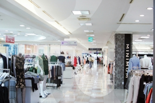 Closed: Small Business Distribution Center (Happy World Department Store) (중소기업유통센터-행복한세상 백화점)