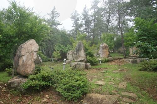 天冠山文学公園(천관산 문학공원)