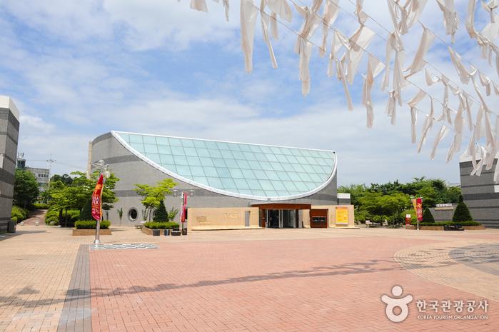 Музей керамики в Ёчжу11