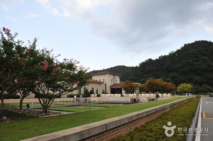 Спа-курорт в Тамяне (담양 리조트 온천)5