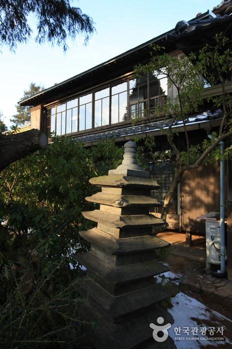 Японский традиционный дом в Кунсане (Дом Хироцу) / (군산 신흥동 일본식가옥(히로쓰 가옥)) 21