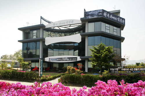 韓国カメラ博物館(한국카메라박물관)