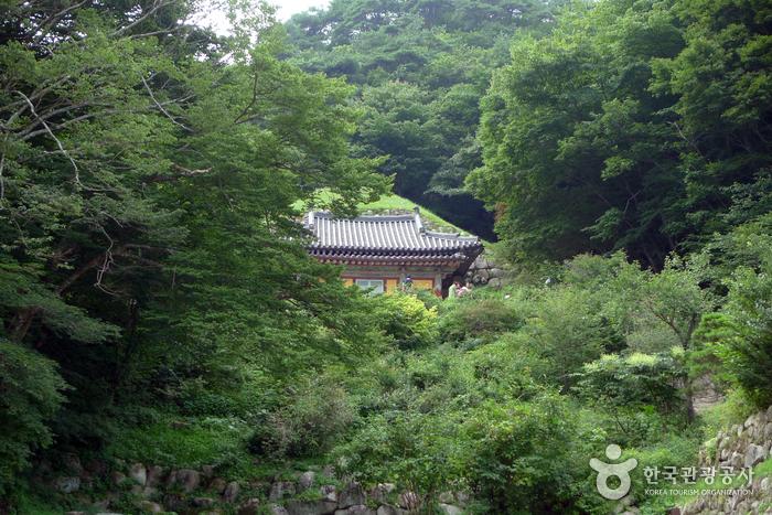 Grotte Seokguram (경주 석굴암 [유네스코 세계문화유산])