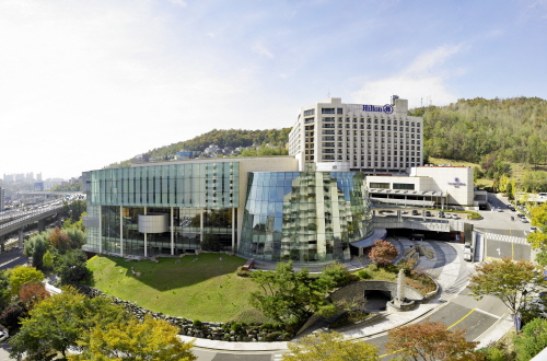 Grand Hilton Seoul (...