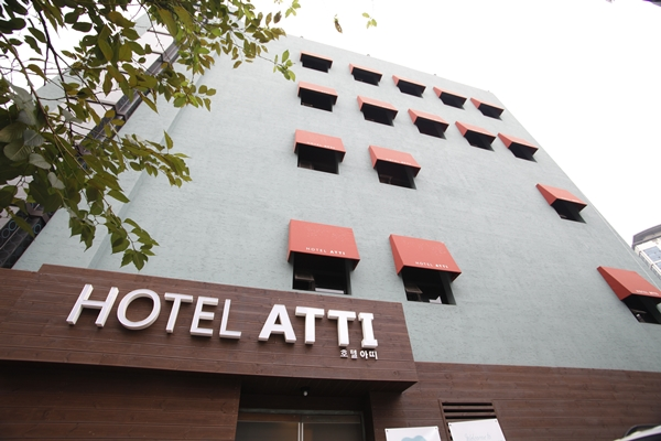 Hotel Atti Chungmuro - Goodstay (호텔아띠(㈜아띠이치앤디 [우수숙박시설 굿스테이])