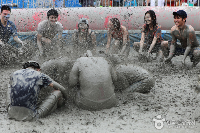Boryeong Mud Festival 보령머드축제 Official Korea Tourism Organization