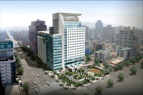 Gil Hospital (길병원)