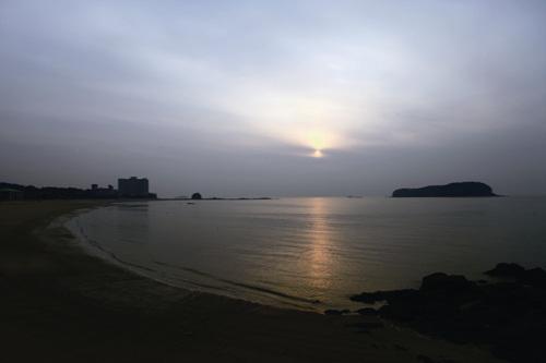 Muchangpo Beach (무창포해수욕장)