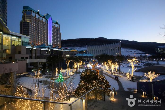 High1 Resort (하이원리조트)
