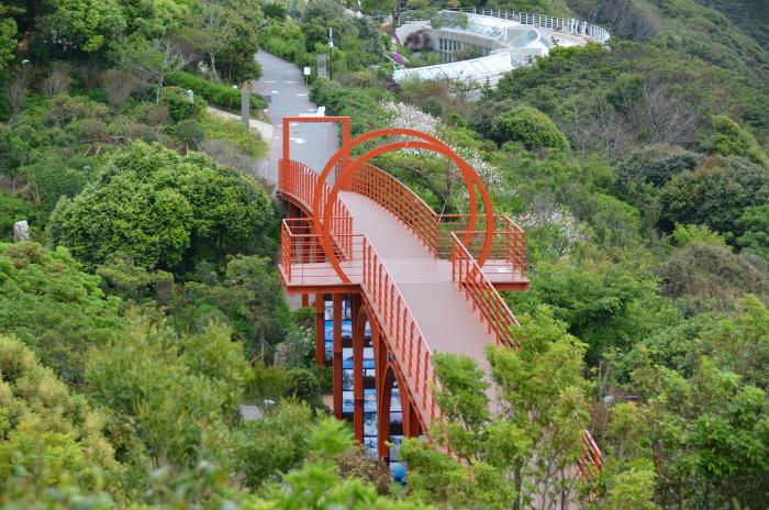 Морской парк Чансадо (장사도해상공원)4