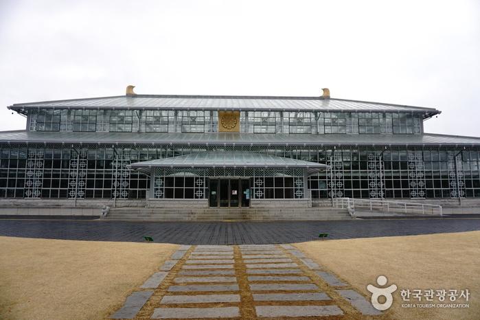 Тонгунвон в Кёнчжу (경주 동궁원)