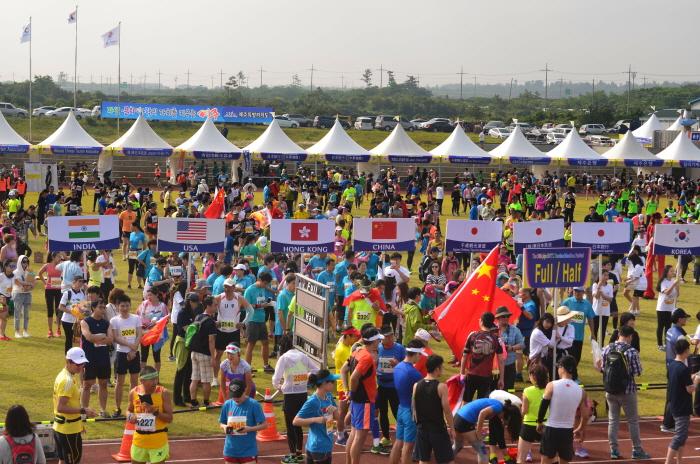 제주국제관광마라톤축제 2019