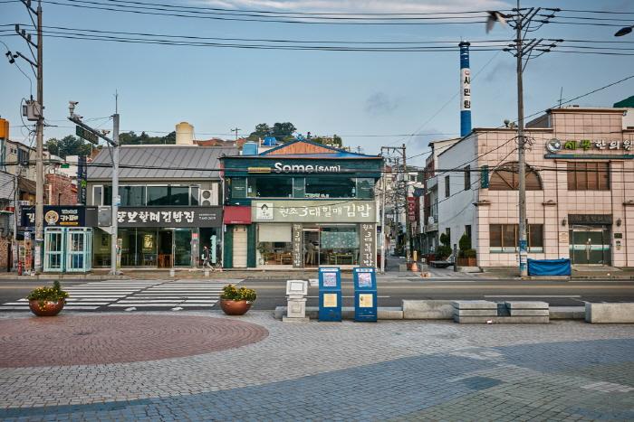 Порт Кангуан (강구안)10