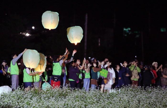 Культурный фестиваль имени писателя Ли Хё Сока в Пхёнчхане (평창효석문화제)9