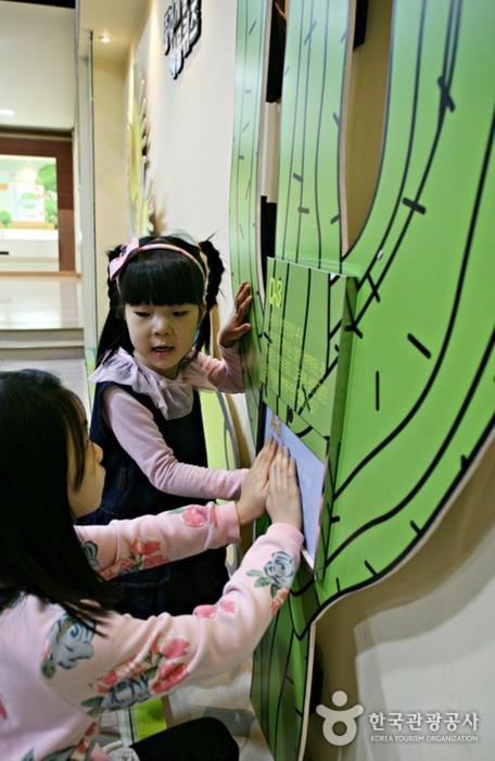 아이들은 부모가 시키지 않아도 자기 주도로 체험과 학습을 수행한다