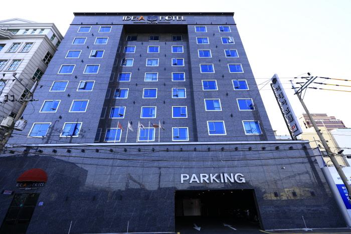 Le IDE:A Hotel Busan Station (부산역 르이데아호텔)[한국관광품질인증/Korea Quality]