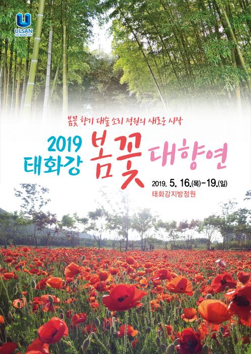 태화강 봄꽃대향연 2019