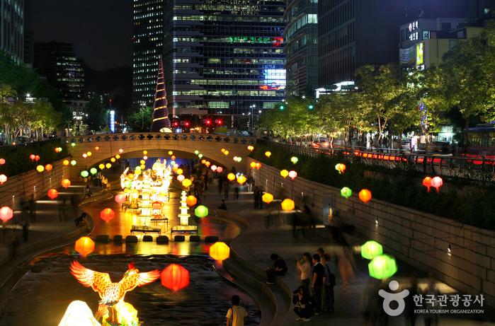 Arroyo Cheonggyecheon (청계천)2