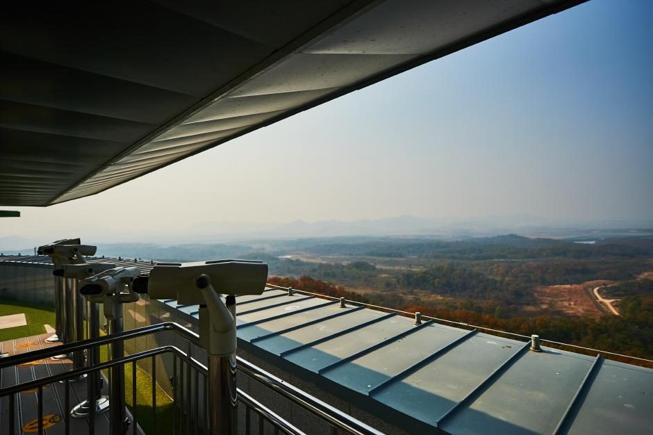 都羅展望台(도라전망대)