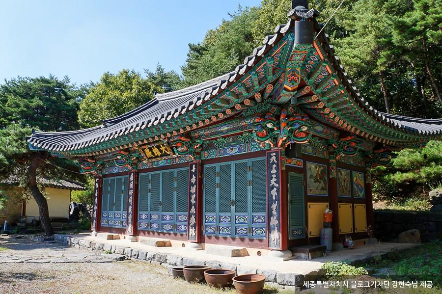 Sejong Cheongansa Temple (청안사(세종))