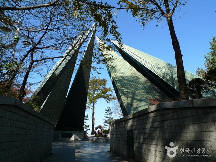 Jayu-Park Incheon (자유공원(인천))