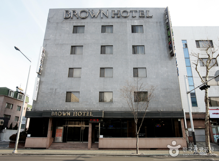 ブラウン観光ホテル(브라운관광호텔)
