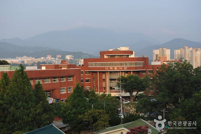 광주광역시립 사직도서관