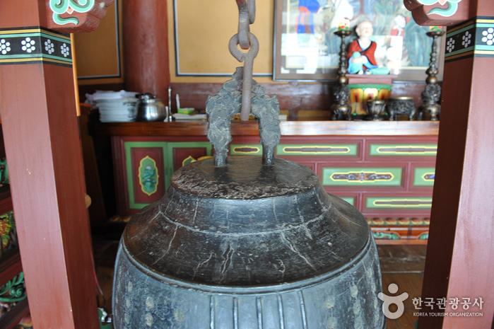 Baekyangsa Temple (고불총림 백양사)