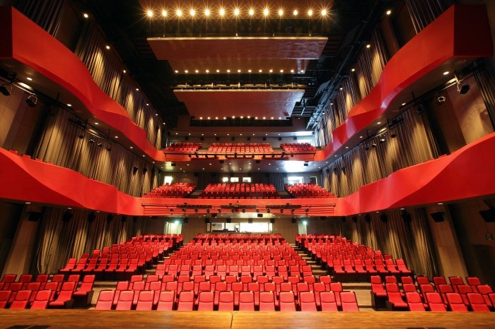 Busan Cinema Center (영화의전당)