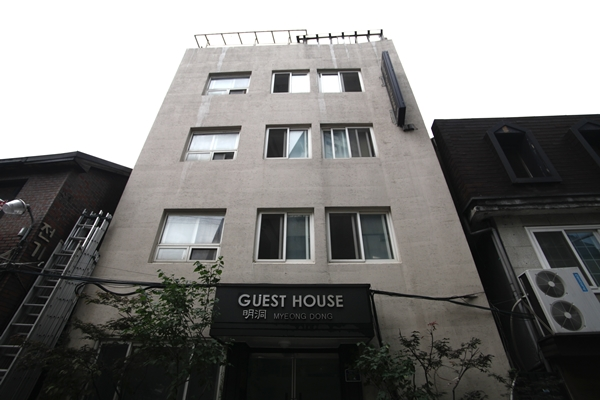 Myeongdong Guest house - Goodstay (명동게스트하우스 [우수숙박시설 굿스테이])