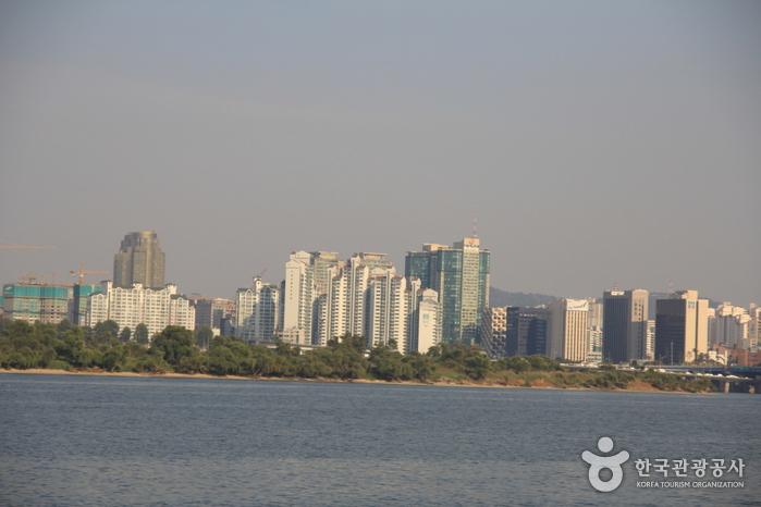 漢江パムソム(한강 밤섬)