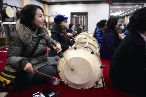 Демонстрационный центр традиционных музыкальных инструментов Нанге (난계국악기체험전수관)7
