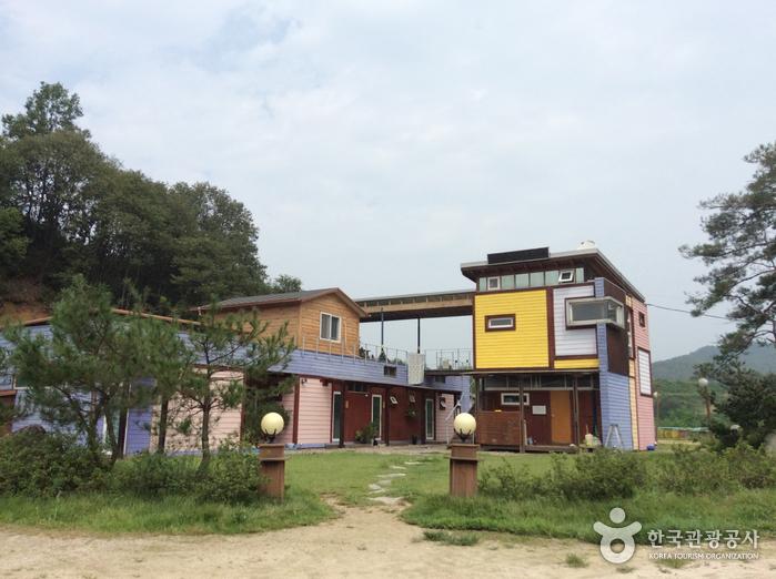별비 내리는 마을