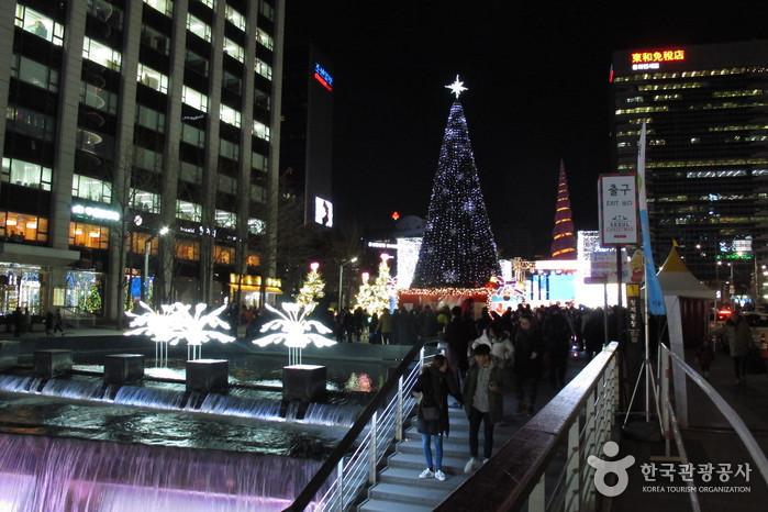 서울 크리스마스 페스티벌 2016