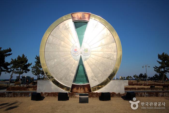 Парк песочных часов (모래시계공원)3