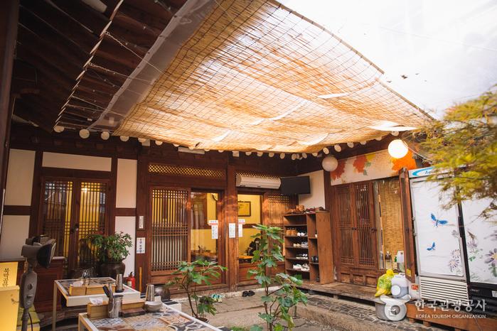Ресторан Bukmakgol (북막골)3