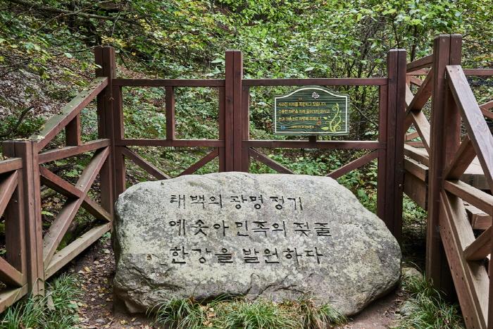 검룡소 (강원고생대 국가지질공원)