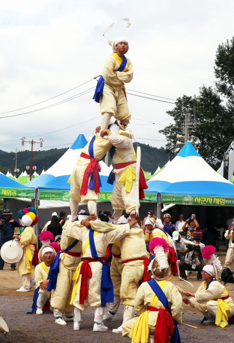 Культурный фестиваль имени писателя Ли Хё Сока в Пхёнчхане (평창효석문화제)6