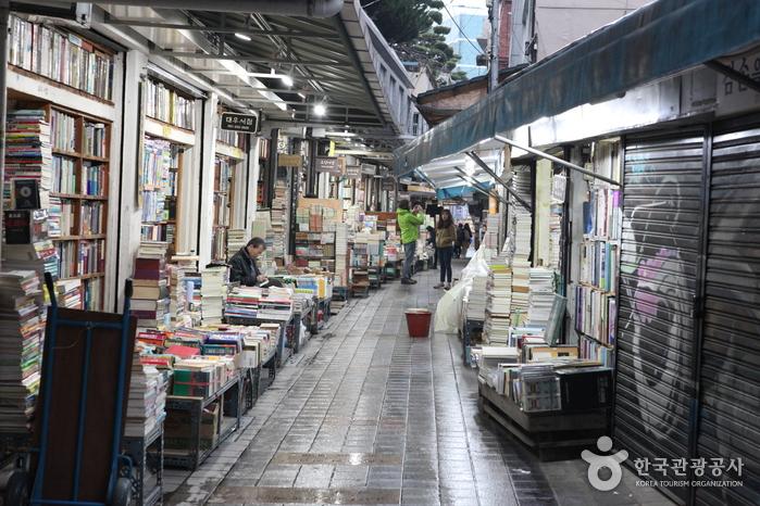 寶水洞書店街(보수동 책방골목)14