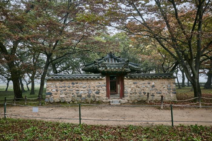 Лес Керим в Кёнчжу (경주 계림)9