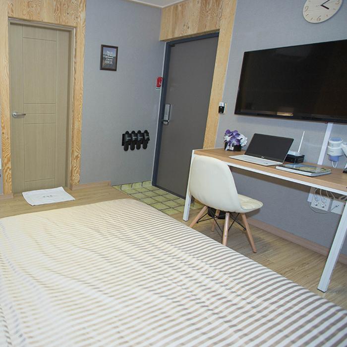 통영호텔 휴_일반실양실