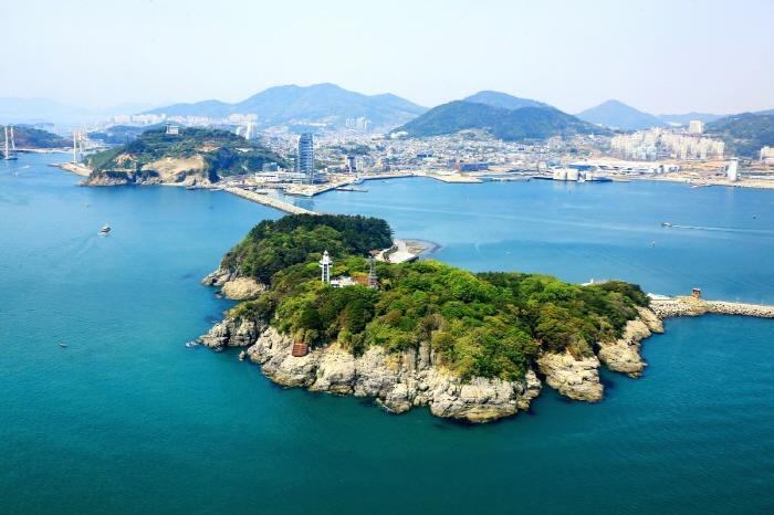 梧桐島(오동도)