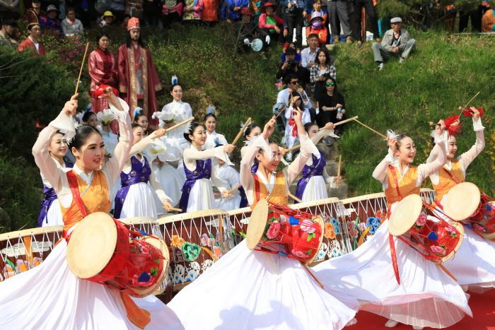[文化観光祭り] 霊岩王仁文化祭り([문화관광축제] 영암왕인문화축제)