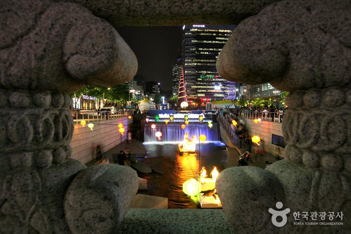 Arroyo Cheonggyecheon (청계천)4