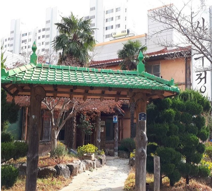 Sansujeong(산수정)