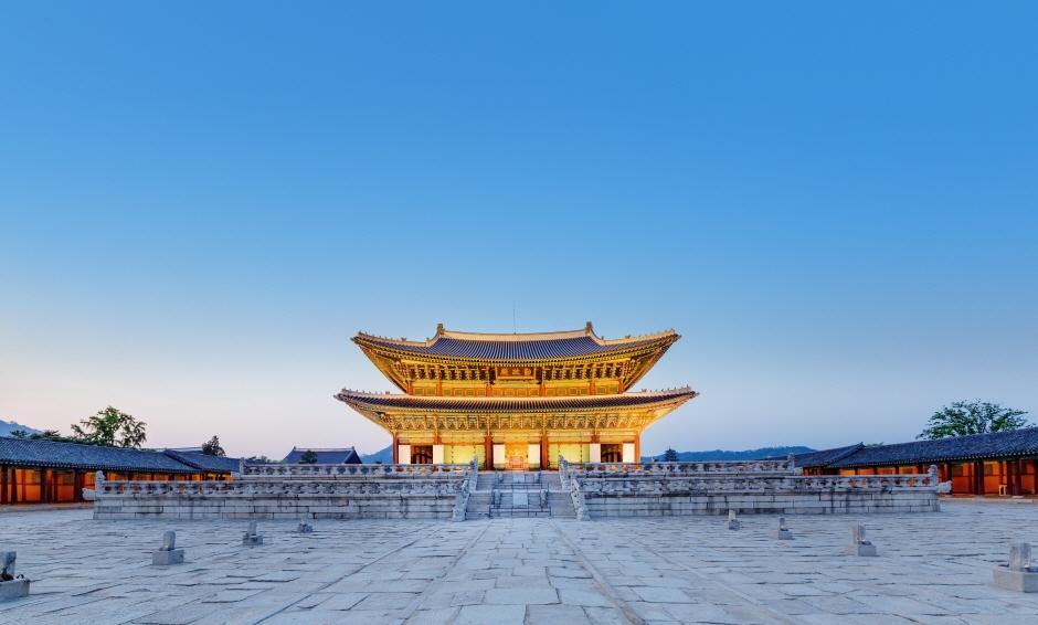 궁궐활용 온라인 프로젝트 '궁온' 2020