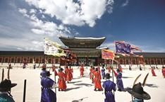 景福宫庆会楼 (경복궁 경회루)