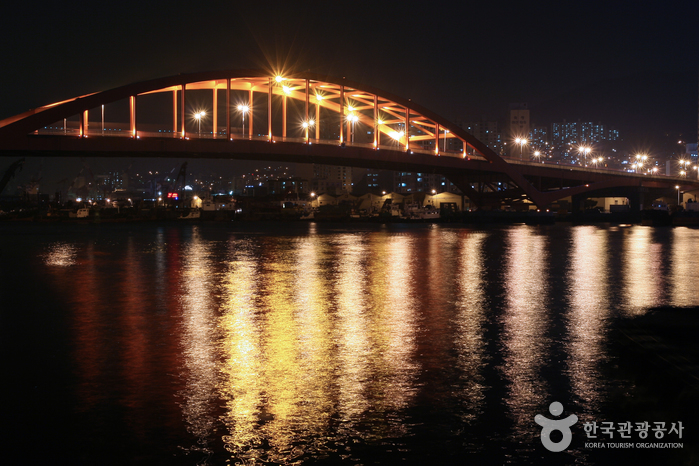 Busandaegyo Bridge (부산대교)