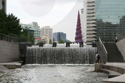 Cheonggyecheon Strea...