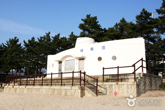 Byeonsan-Strand (변산해수욕장)